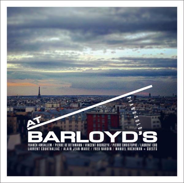 At Barloyds avec Laurent COURTHALIAC, Thomas BRAMERIE & Rémi VIGNOLO