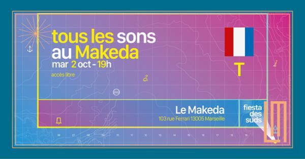 Tous les sons au Makeda