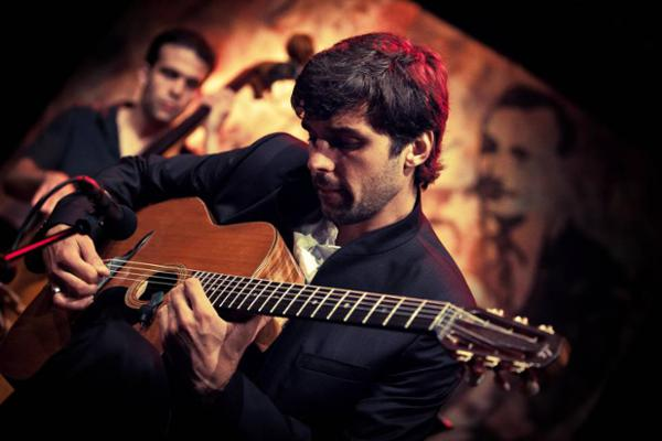 Romain VUILLEMIN Quartet