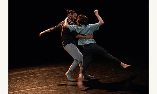 Johanna Faye et Saïdo Lehlouh : Iskio | Nacera Belaza : Le cercle