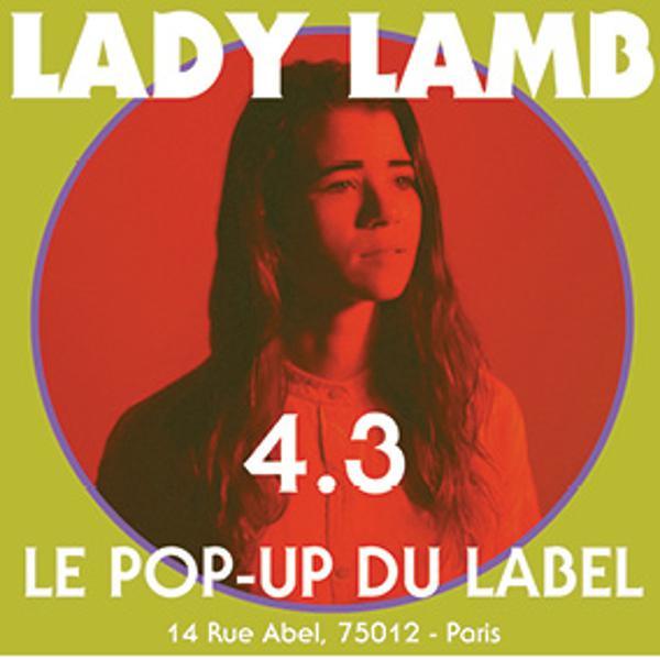 Lady Lamb + Toth :: 04.03.20 : Le Pop up du Label :: öctöpus