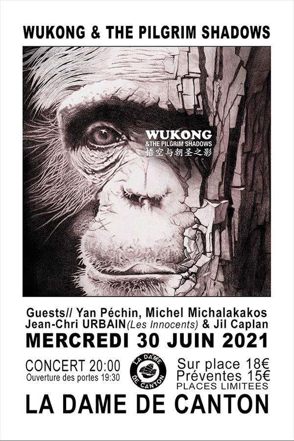 Wukong & the Pilgrim Shadows + Guests