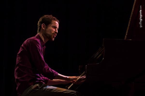 Nitai HERSHKOVITS Trio featuring Or BAREKET & Amir BRESLER