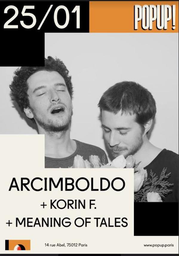 Arcimboldo Release Party // 25.01.20 // Popup!