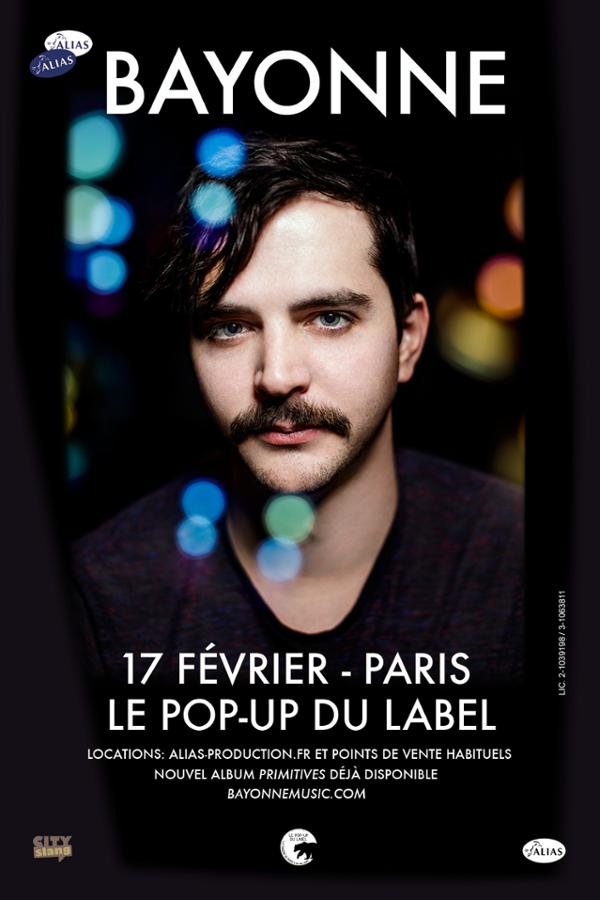 Bayonne @ Le Pop Up du Label
