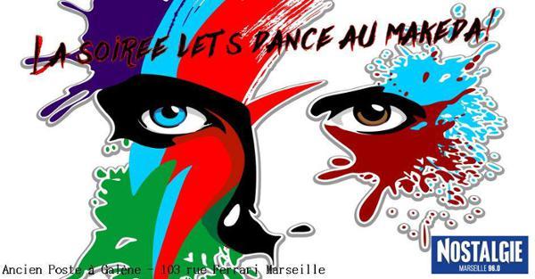 Let's Dance Party au Makeda
