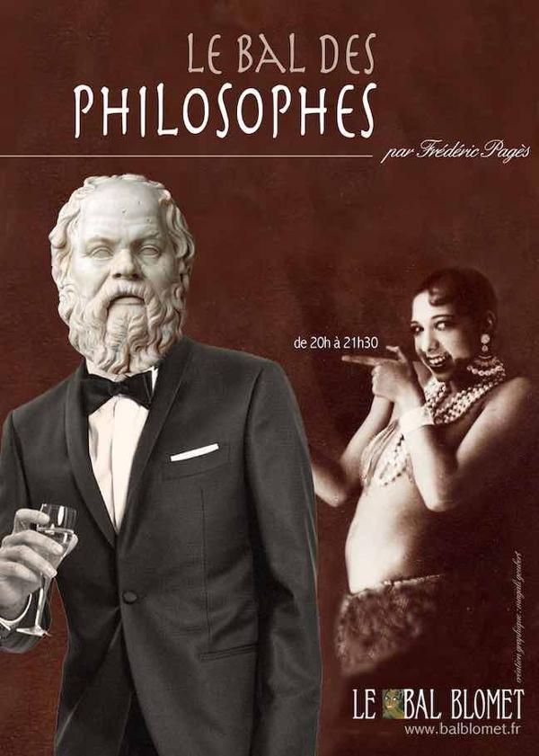 LE BAL DES PHILOSOPHES – VOLTAIRE