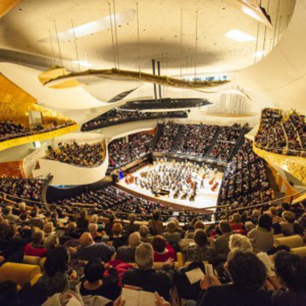 La Maestra - Épreuve éliminatoire du concours international de cheffes d'orchestre