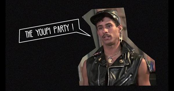 YOUPI PARTY - BBOYS GET FREAKY