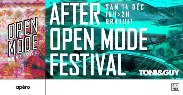 After Open Mode Festival