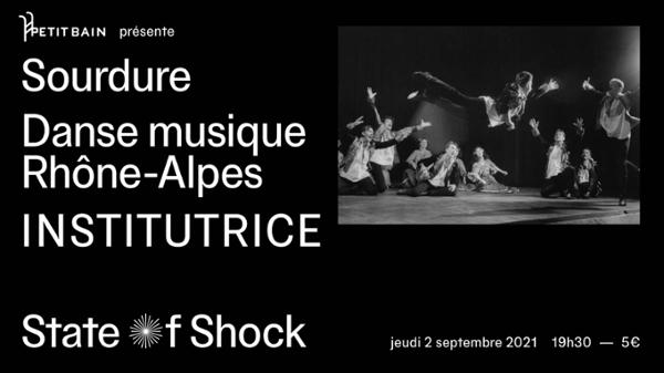 S.O.S : Sourdure x Danse Musique Rhône-Alpes x I N S T I T U T R I C E