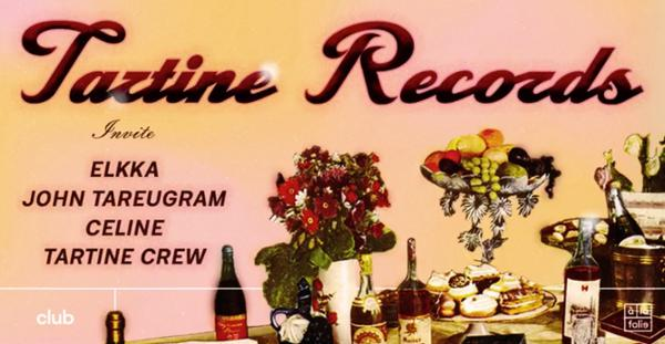 Tartine Records invite Elkka & Céline
