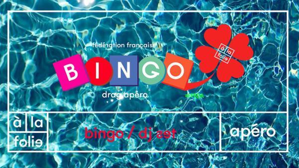 Ff du Bingo Drag Apero + Dj Set