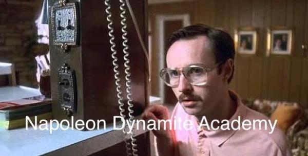 Napoleon Dynamite Academy - Special Brexit