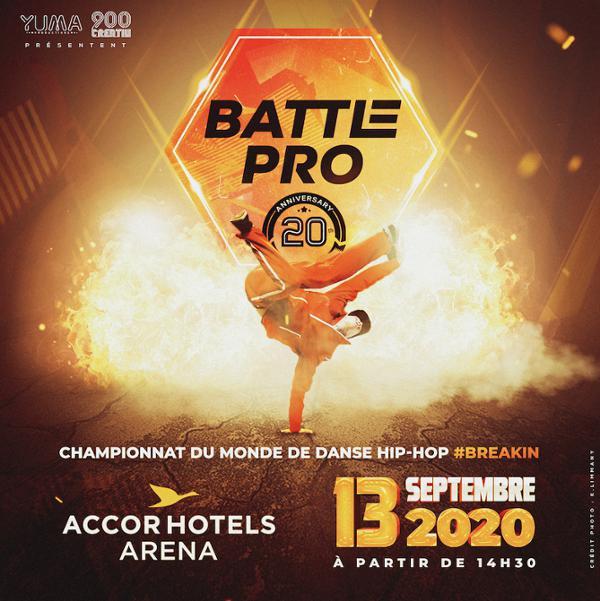 Battle Pro World Final 20th Anniversary