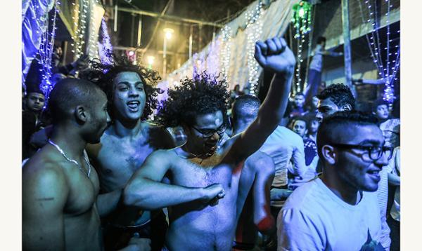 Concert   Mix ta Race au Soudan  Concert hors les murs