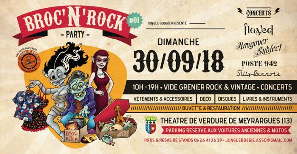 Broc'N Rock Party#1