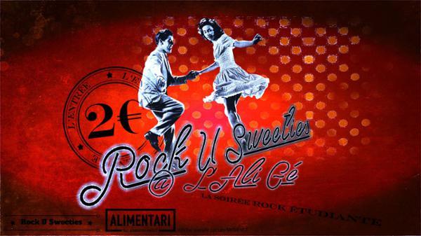 Rock U Sweeties // L'Alimentari