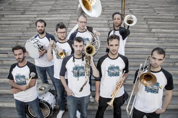 NOLA FRENCH CONNECTION BRASS BAND :