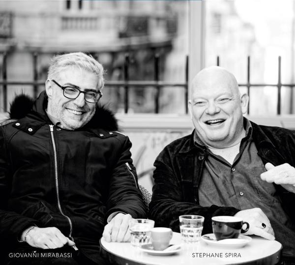 """Stéphane Spira & Giovanni Mirabassi """"Spirabassi"""""""