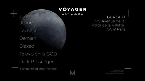 Matière : Voyager ONE
