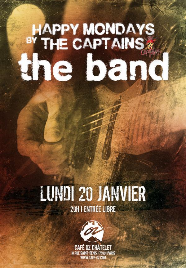 Happy Mondays N°3 / The Captains Band