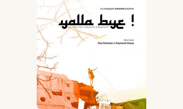 #ParvisEnScène #ParvisEnScène   Yalla Bye Avec Raymond Hosni et Cléa Petrolsi