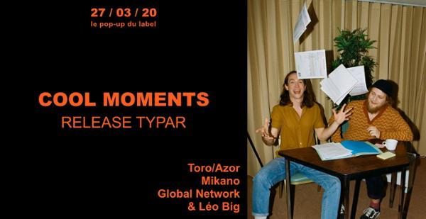 « Cool Moments » Release Party - Global Network - 27.03.20