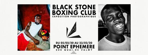 BLACK STONE BOXING CLUB