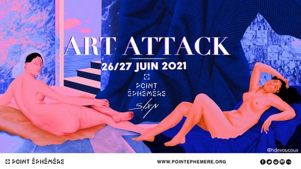 Art Attack - salon de l'illustration
