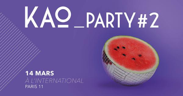 KAO_Party
