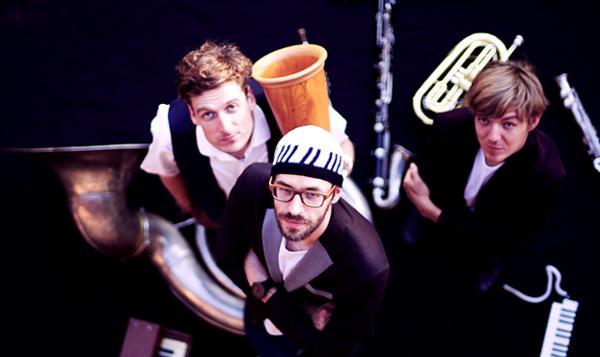 David HELBOCK « Random Control » Trio