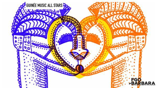 CONCERT · GUINÉE MUSIC ALL STARS AKA SEKOUBA BAMBINO + MOH ! KOUYATÉ + PETIT KANDIA