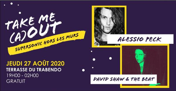 David Shaw & The Beat • Alessio Peck / Take Me A(Out)