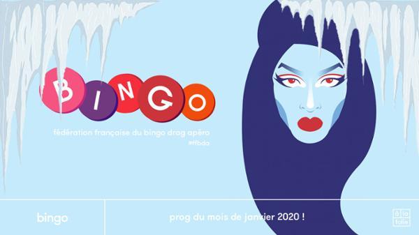 APERO BINGO DRAG + DJ Set