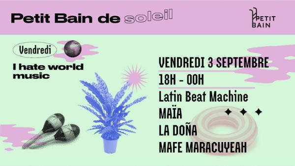 Latin Beat Machine