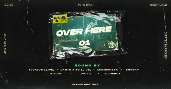 Over Here #01