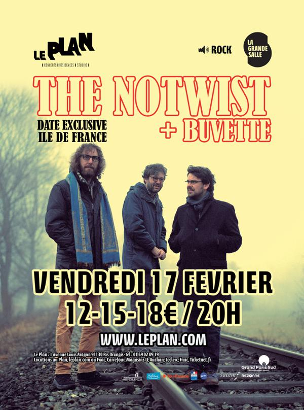 The Notwist + Buvette