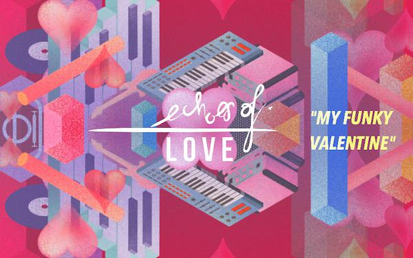 ECHOES OF LOVE : MY FUNNY VALENTINE