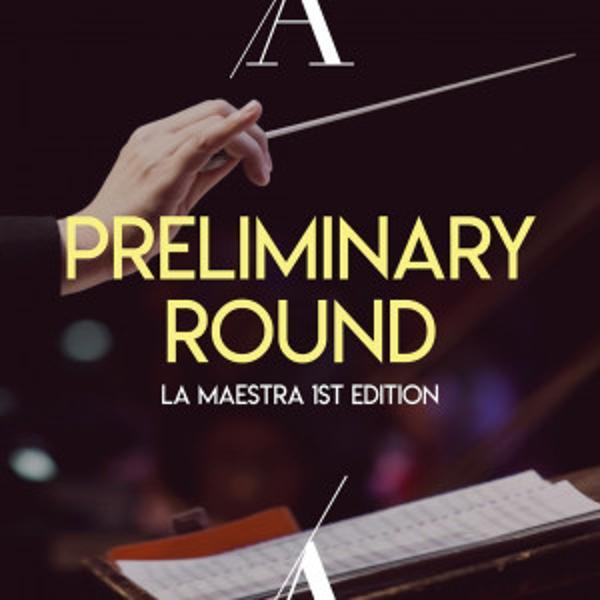 La Maestra / Épreuve éliminatoire du concours international de cheffes d'orchestre