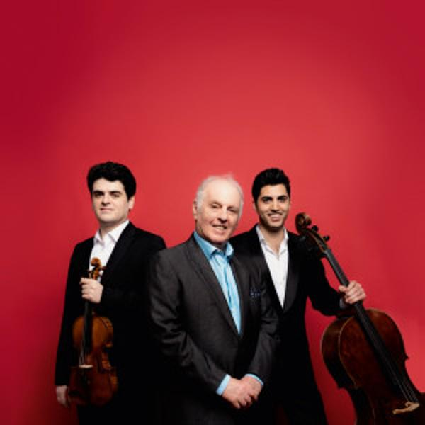 Beethoven Trios / Barenboim / Daniel Barenboim - Michael Barenboim - Kian Soltani