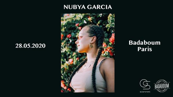 Badaboum Concert : Nubya Garcia