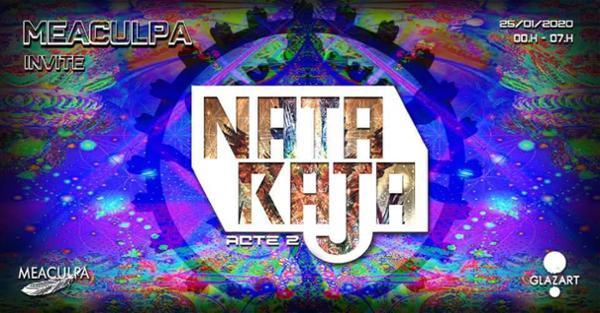 Meaculpa invite Nataraja