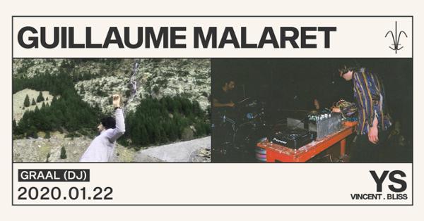 Guillaume Malaret et YS • Graal (Dj)